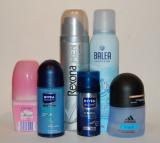 Deodorant, antiperspirant