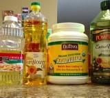 Various Vegetable Oils