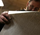 Small Colorado Paper Still Printing Using Traditional Linotype Method
