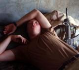 U.S. Soldiers On Patrol In Afghanistan