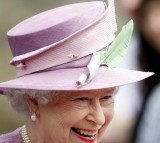 Queen Elizabeth II Attends Ceremony Of The Key At Holyrood Palace