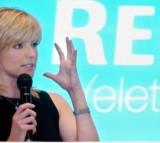 Courtney Thorne-Smith Promotes Headache Awareness Week