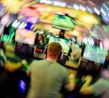 Gaming at Gamescom 2016 Media Day