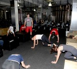 CrossFit Event For Veteran Heroes With Tim & Elisabeth Hasselbeck