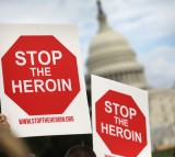 Opioid poisoning among teens and even children continues rising, according to a new report.