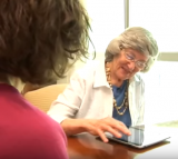 Tablet Computers Are Safe And Effective In Managing Agitations In Dementia Patients
