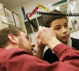 Loyola's Pediatric Mobile Health Unit Cares For Uninsured Children