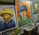 Artist Imitators Thrive In China's Famous Oil Painting Village