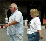 Overweight Americans