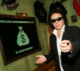 Gene Simmons Launches 'Moneybag' At Magic