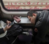 Chinese Travel For Lunar New Year