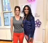 Pelvic Power Class NYC hosted by Brooke Burke-Charvet and Poise Brand