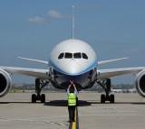 Boeing 787 Dreamliner Arrives In Sydney