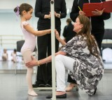 Six-Year-Olds Audition For School Of American Ballet