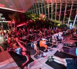 Barry's Bootcamp Holds One-Off Class At London's Sky Garden