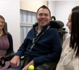 Man With Motor Neurone Disease Given Computer Voice With Yorkshire Accent