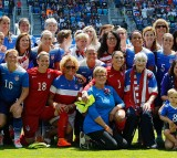 Women's Health: Football Fitness Is Effective In Countering High Blood Pressure