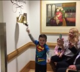 Little Boy Celebrates Last Chemo Session With An Adorable Dance