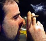 Alcohol, smoking