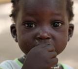 girl, africa