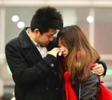 China and couple