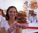 burger, heart attack,