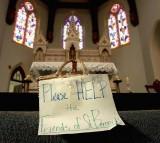 Boston Catholics Protest Church Closures
