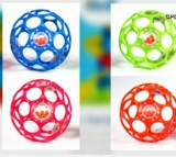 Thousands Of Oball Rattles Recalled Due To Choking Hazard