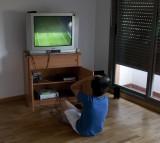 TV, television, child