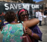 Florida Residents Rally To Save Affordable Care Act