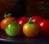 tomato, organic, vegetable