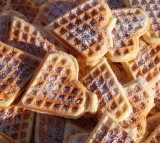waffle, snack, baking