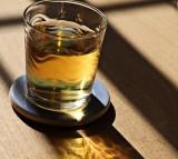 apple juice, urine