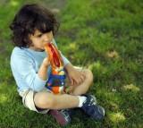 junk food, boy, child, diet