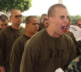FILE PHOTO Marine Recruits Tested For Strep-A Bacteria
