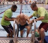 Elderly Vets Compete In National Veterans Golden Age Games