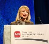 Teri Garr Receives MS Society Award