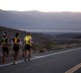 Running in the desert