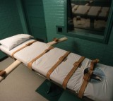 Texas death chamber in Huntsville