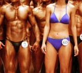 man, woman, body bulding, muscle, body, men