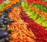 Vegetables abundant