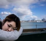 women depressed