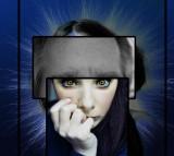 Schizophrenia Woman