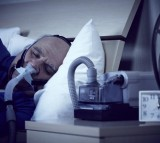 PAP Therapy for Sleep Apnea (IMAGE)