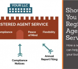 Dhould You Use A Registered Agent Service