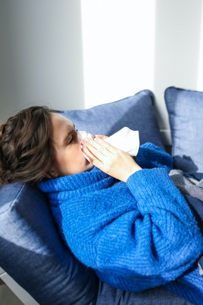 Seven Things to Do If You Wake up Sick
