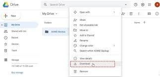 How to Migrate Dropbox To Google Drive