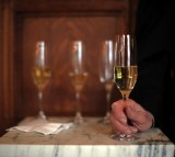 champagne, wine