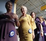 women, elderly, beauty
