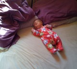 baby, bed